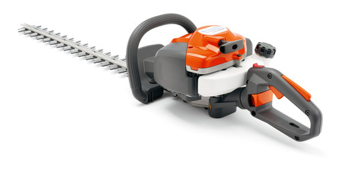 New Husqvarna Hedge Trimmers: Light and Efficient