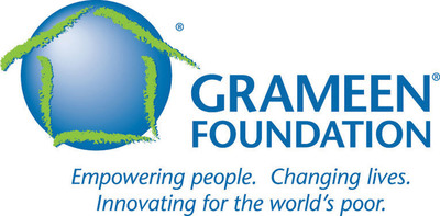 Grameen Foundation logo.  (PRNewsFoto/Grameen Foundation)