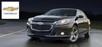 The new year brings few changes for the 2015 Chevy Malibu, but why change what works so well? (PRNewsFoto/Osseo Auto)