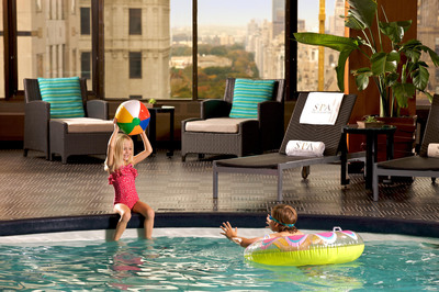 Family Fun at The Peninsula New York.  (PRNewsFoto/The Peninsula New York)
