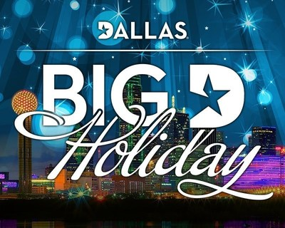 Your BIG holiday adventure starts in Dallas, Texas!