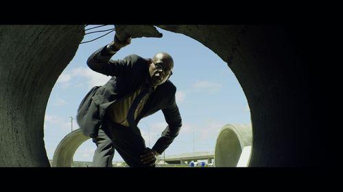 Hamilton-Uhren bei den Filmfestspielen von Cannes im Schlussfilm Zulu von Jérôme Salle