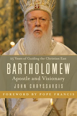 Cover of BARTHOLOMEW: APOSTLE AND VISIONARY, set for release October 11