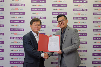 Nexen Tire Signs Official Two-Year Partnership with Formula Drift