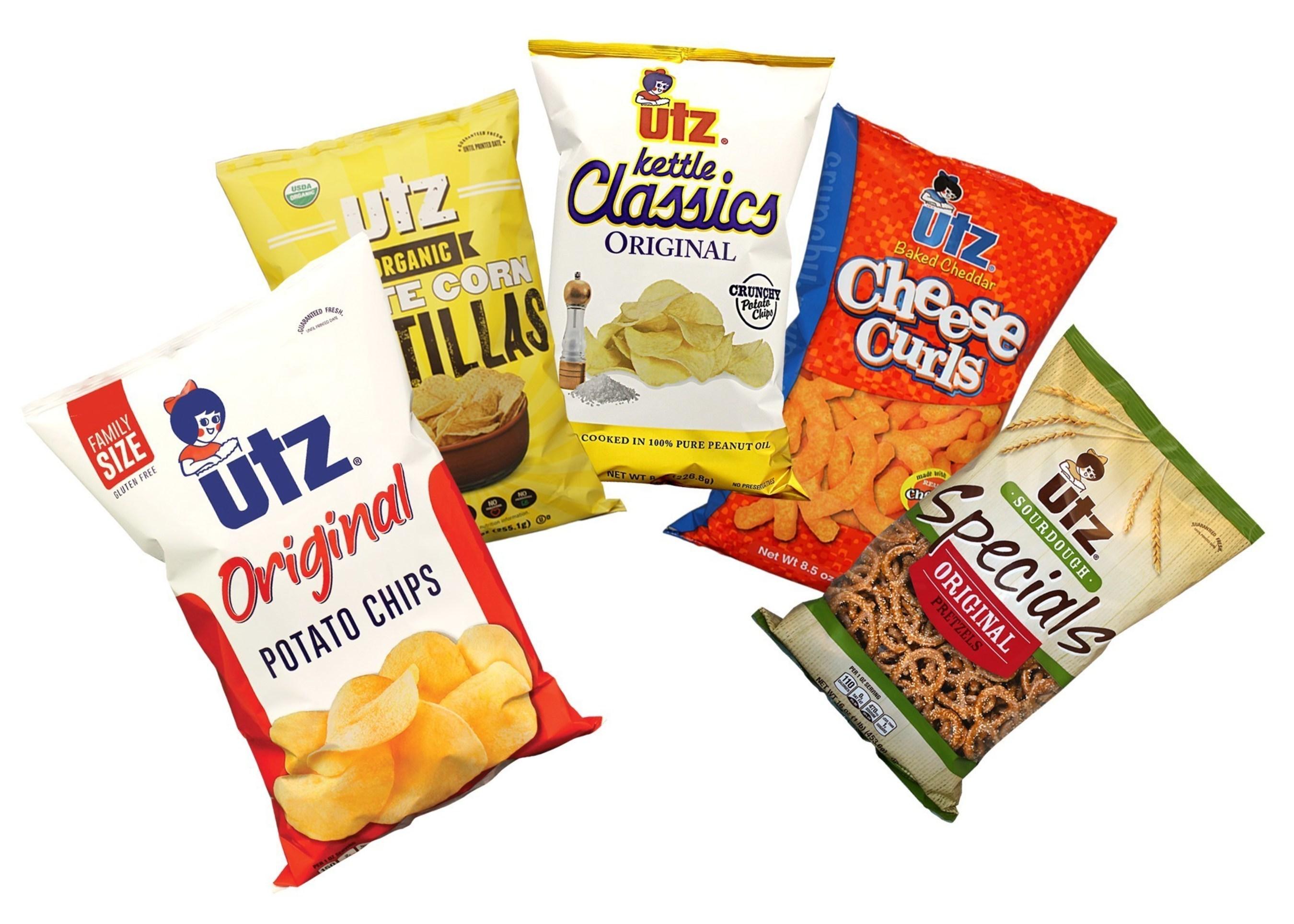 Utz Quality Foods, LLC & Metropoulos & Co  Form Strategic