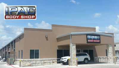 Ingram Park Auto Center proudly opens its brand new auto body shop. (PRNewsFoto/Ingram Park Auto Center)