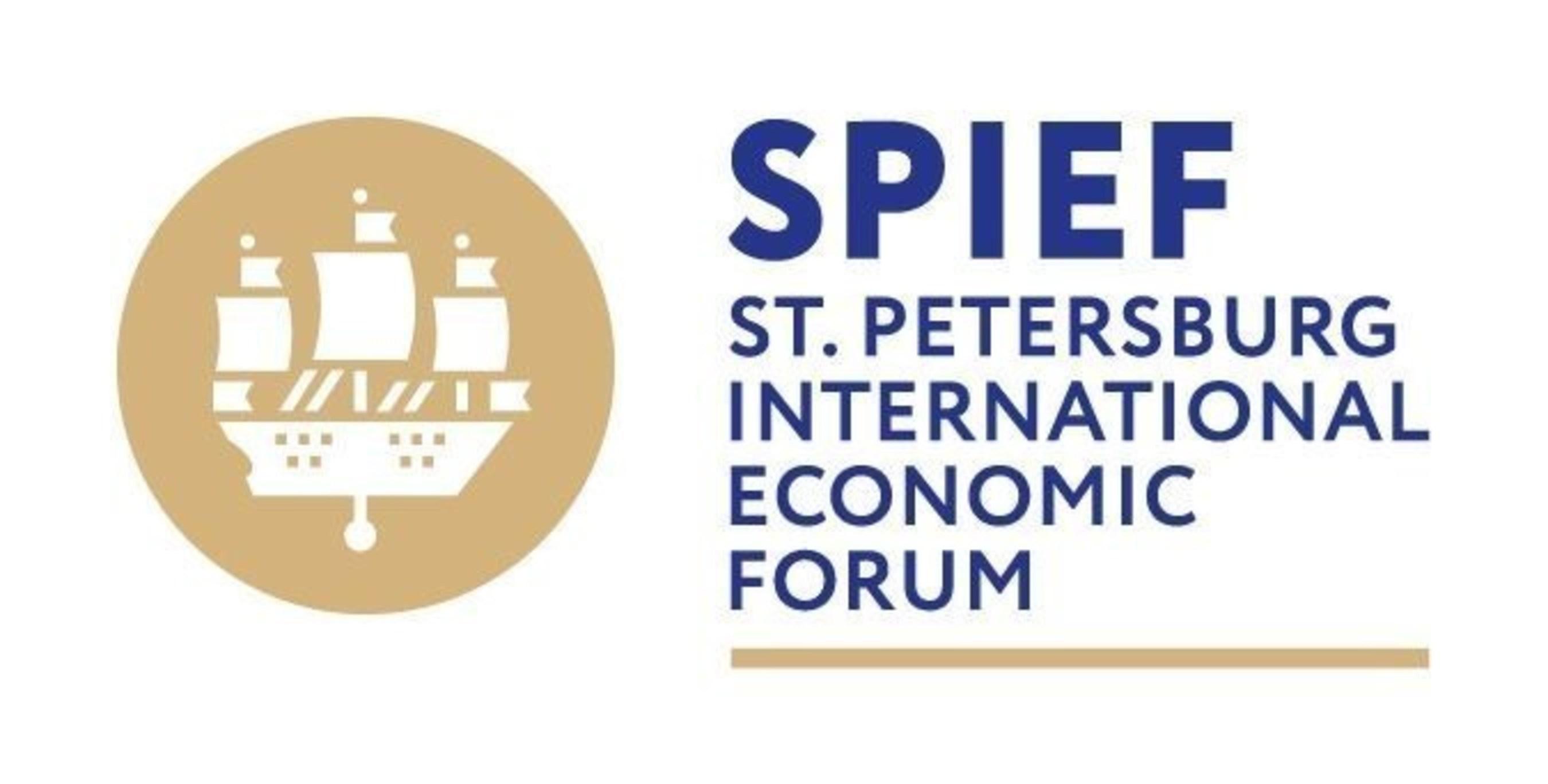 SPIEF Logo (PRNewsFoto/SPIEF)