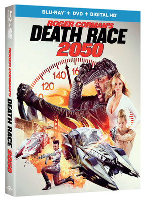 From Universal Pictures Home Entertainment: Roger Corman's Death Race 2050
