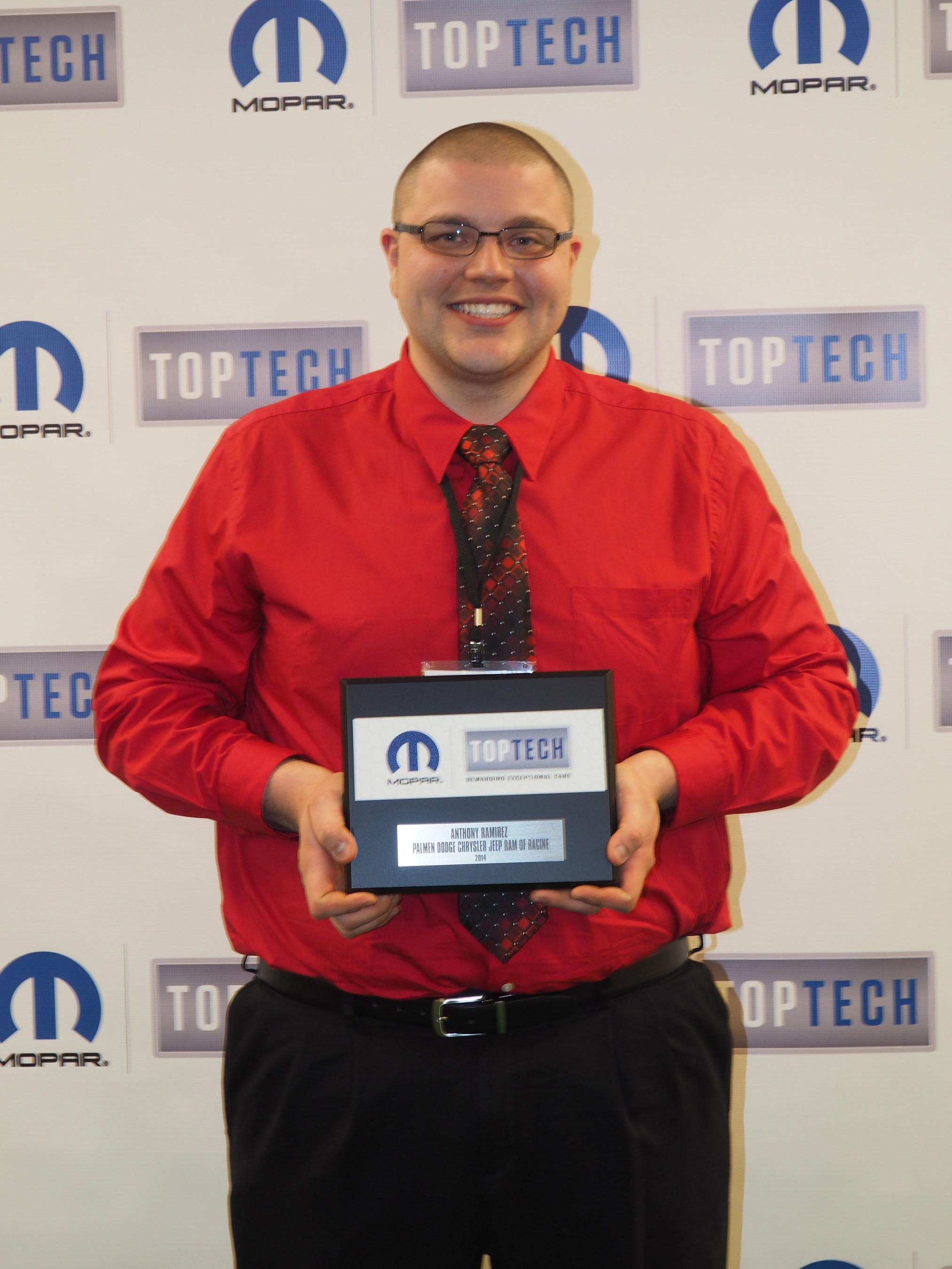 Technicians at Three Wisconsin FCA US Dealerships Earn ...