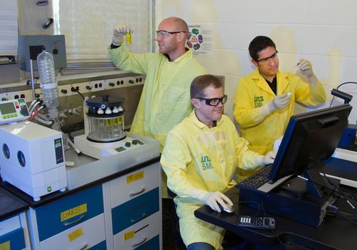 Domestic Production of Medical Isotope Mo-99 Moves a Step Closer at Los Alamos