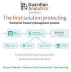 Guardian Analytics® Introduces Guardian Analytics Sentinel,™ the First Solution to Effectively Protect Treasury Management Organizations from Fraud