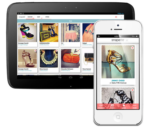 PriceGrabber(R) Announces the Acquisition of Mobile Fashion App Snapette(R).  (PRNewsFoto/PriceGrabber.com)