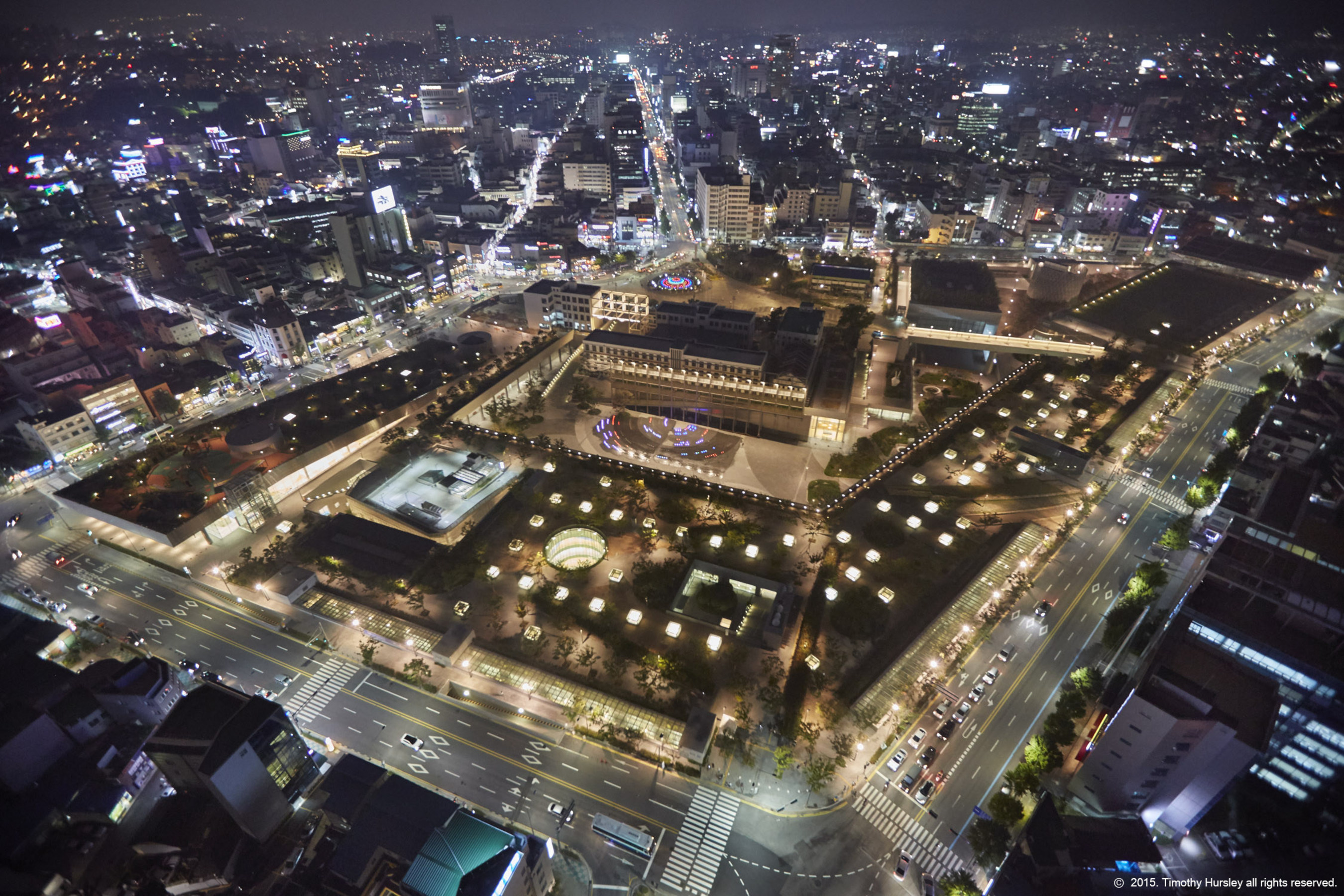 Grand opening of Asia Culture Center (ACC) in Gwangju, Korea, Asia's Cultural Window to the World