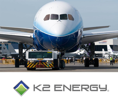 Nevada Based K2 Energy Solutions believes Lithium Iron Phosphate Technology may be Solution to