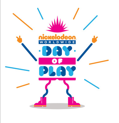 NICKELODEON CELEBRATES 10TH ANNUAL WORLDWIDE DAY OF PLAY WITH FULL WEEK OF PUBLIC EVENTS IN NYC.  (PRNewsFoto/Nickelodeon)