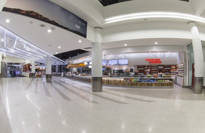 LAX Terminal 6 after transformation