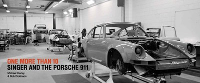 """One More than 10: Singer and the Porsche 911"" is the newest edition created by Singer Vehicle Design"