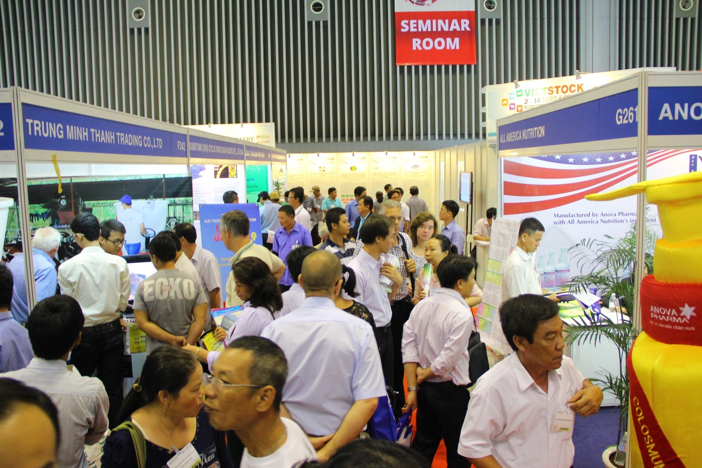 VIETSTOCK Expo and Forum in 2014
