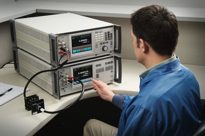 The 5790B is designed to meet the complete ac voltage, current, and wideband verification requirements of the Fluke Calibration 5730A, 5720A, and 5700A Multifunction Calibrators; 5522A, 5502A, and 5500A Multi-Product Calibrators; plus other calibrators, amplifiers like the 5725A and 5205A/5215A, transfer standards, and ac voltmeters.