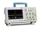 The Tektronix TBS1000B-EDU and TBS1000B series of 2-channel oscilloscopes feature across-the-board enhancements such as a high-resolution 7-inch display, dual channel frequency counter and 34 automated measurements. The new instruments represent the best value entry level oscilloscopes for students and teachers and support a wide range of general commercial applications including basic research and development.  (PRNewsFoto/Tektronix, Inc.)