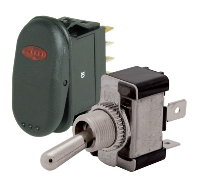 Large selection of quality switches available at Del City. Visit delcity.net or call 800-654-4757.  (PRNewsFoto/Del City)