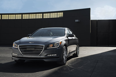 Hyundai Genesis - Finalist For 2015 North American Car Of The Year