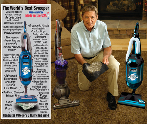 Abandoned Midwest factory reopens with new EdenPURE sweeper