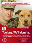 Help Bayer Help America's Heroes!