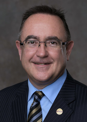 Toastmasters International President Jim Kokocki