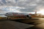 "Air China Takes ""Smiling China"" - its 10th B777-300ER into its Fleet.  (PRNewsFoto/Air China)"