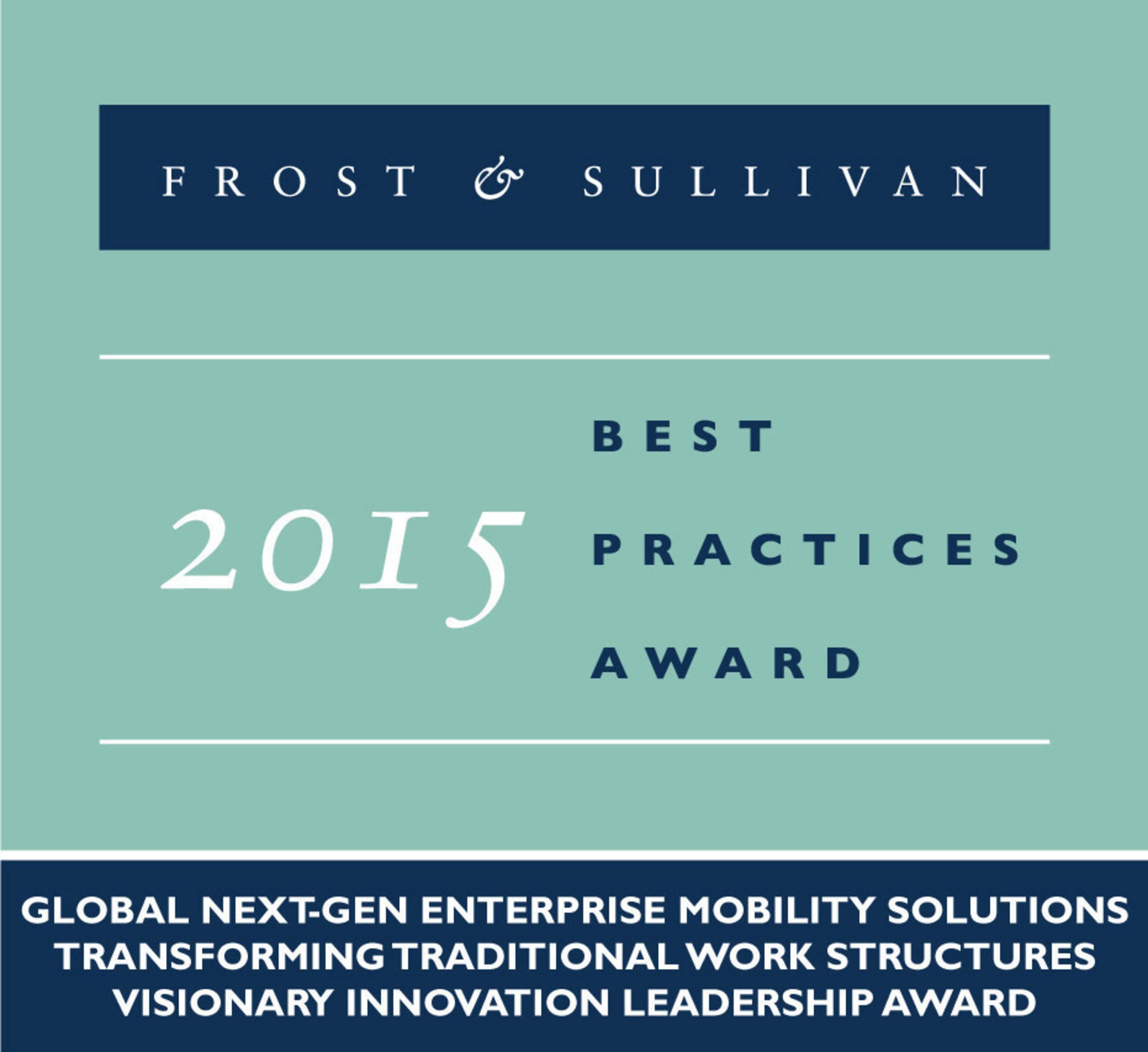 Frost & Sullivan Acclaims Citrix for Its Leading Business Mobility Solutions that Empower a New-age