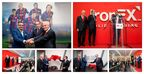A UNION OF TWO GLOBAL LEADERS – Vice President of FC Barcelona Javier Faus inaugurates IronFX Global Headquarters in Limassol