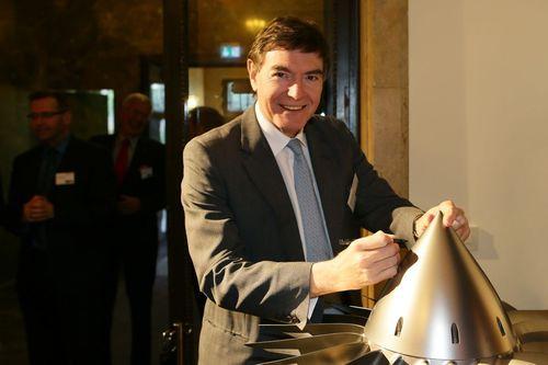 EUROJET festeggia la consegna del millesimo motore EJ200