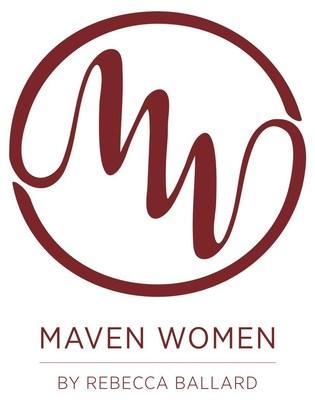 Maven Women by Rebecca Ballard logo