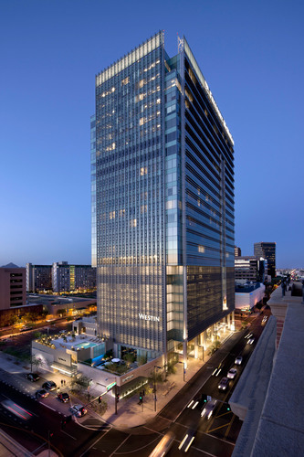 Freeport-McMoRan Center received The Outstanding Building of the Year (TOBY) Award for 2013 from the Building ...