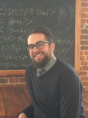 Sean Anthony, a Teach for America manager in Mississippi, has been hired as Technical Director for the Water Valley, Mississippi-based Base Camp Coding Academy, a non-profit vocational training program that helps minority and female high school graduates gain critical computer programming skills.
