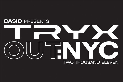 Casio Teams Up With Nicki Minaj and The Roots to Launch Acclaimed TRYX™