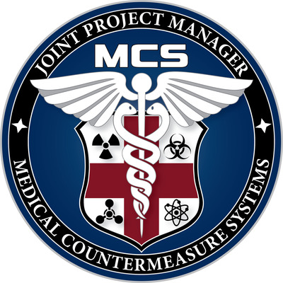 Joint Project Manager Medical Countermeasure Systems. (PRNewsFoto/Joint Project Manager Medical Countermeasure Systems)