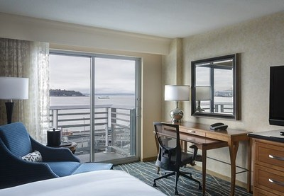 Guests can enjoy the enhanced travel experience at Seattle Marriott Waterfront for a less than average rate. This stylish hotel offers guests a comfortable bed with a central waterfront location near famous Seattle Downtown locales including Pike Place Market and the Seattle Great Wheel. For more information, visit www.seattlemarriottwaterfront.com or call 1-206-443-5000.