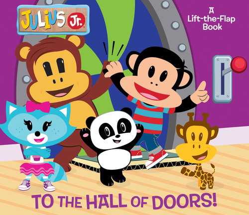 Julius Jr. 'To The Hall of Doors' book. (PRNewsFoto/Saban Brands) (PRNewsFoto/SABAN BRANDS)