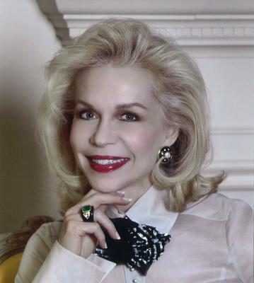 Lynn Wyatt.  (PRNewsFoto/Princess Grace Foundation-USA, Sofia van der Dys)