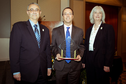 Palisades President Honored by CASA of New Jersey