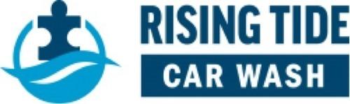 Rising Tide Logo (PRNewsFoto/Rising Tide Car Wash)