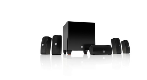 JBL® Cinema Series Home Theater Sound Systems Deliver Big Screen Sound at Home