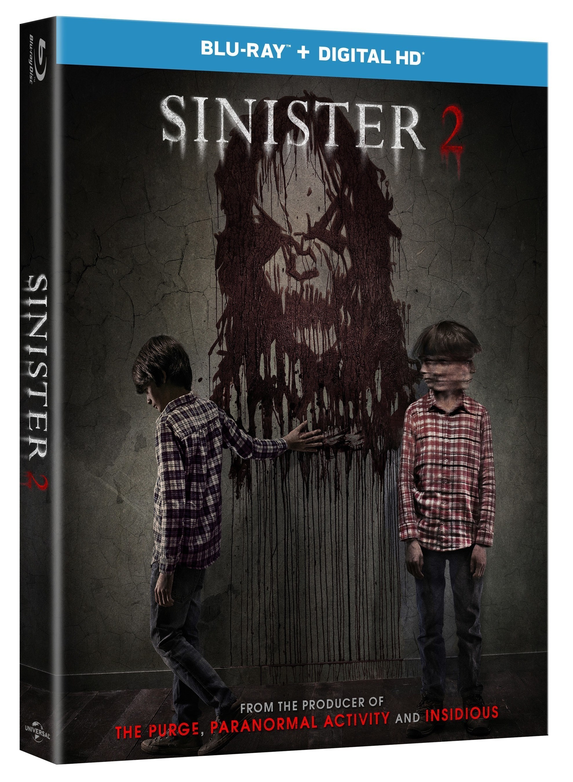 From Universal Pictures Home Entertainment: Sinister 2