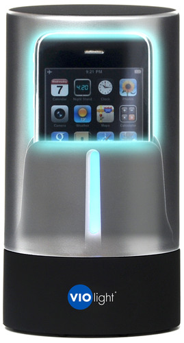 VIOlight Announces National Availability of the First Ever UV Cell Phone Sanitizer in Time for Cold