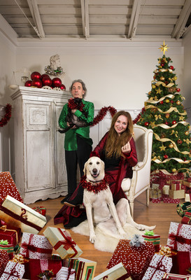 HARRY SHEARER AND JUDITH OWEN PRESENT: CHRISTMAS WITHOUT TEARS (Does This Tree Make Me Look Fat?) 2016 Tour includes shows in Evanston, IL (Dec. 11), Los Angeles, CA (Dec. 17), and New Orleans, LA (Dec. 22 & 23).