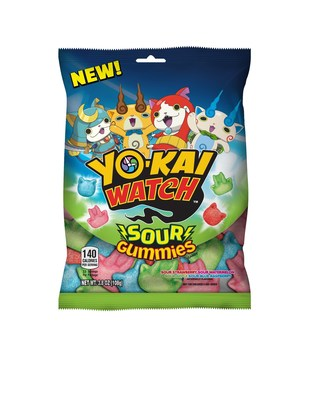 YO-KAI WATCH Sour Gummies