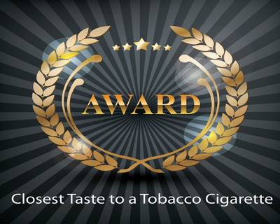 "E-Cigarettes Consumers Review Announces Clearette As Winner Of The ""Closest Taste To A Tobacco Cigarette Award"""