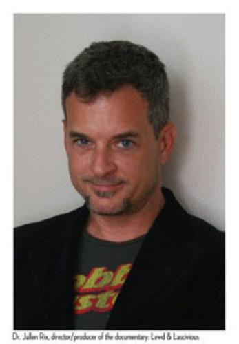 Dr. Jallen Rix Director/Producer.  (PRNewsFoto/Mark Hollenstein)